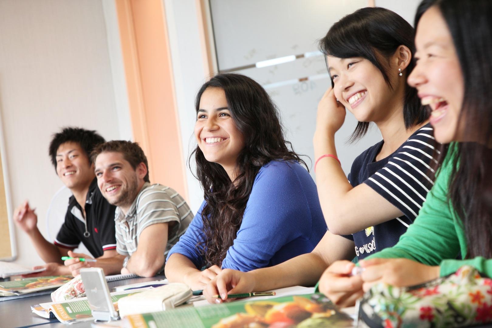 留学生は大きな力!! | 外国人観光客研究所